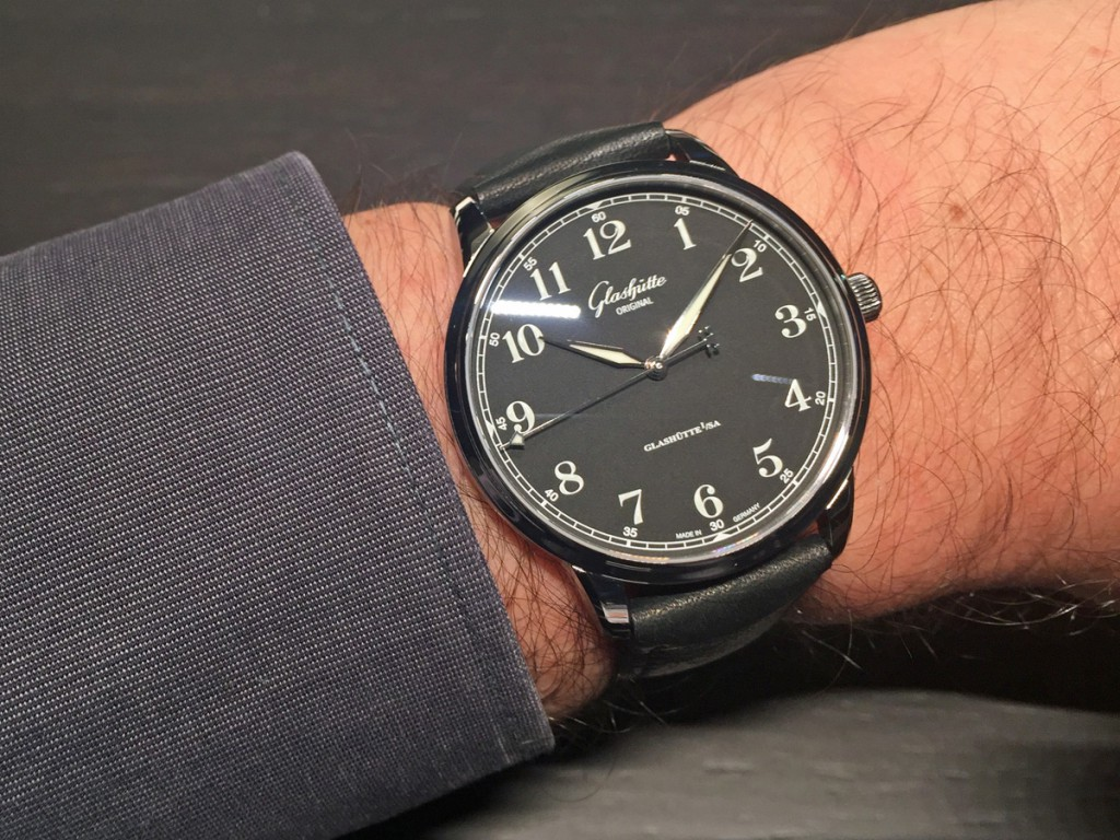 Baselworld 2016 Beste Qualität Replik Glashütte Original Senator Excellence Uhre