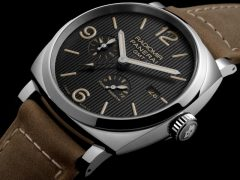 Panerai: Radiomir 1940 3 Days GMT Power Reserve Automatic Acciaio