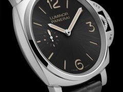Panerai: Luminor Due 3 Days Acciaio