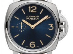 Panerai: Luminor Due 3 Days Titanio 42 mm PAM00728