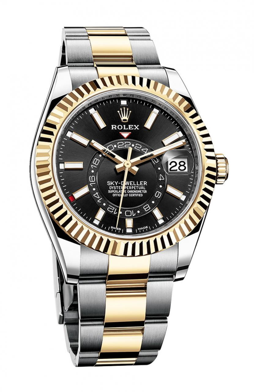 Rolex: Oyster Perpetual Sky-Dweller