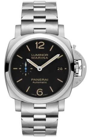 Panerai Luminor Lazada Replik Marina 1950 3 Days Automatic Acciaio