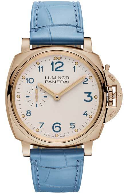 Luminor Due 3 Days Oro Rosso – 42mm (PAM00741)