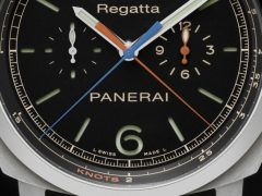 Panerai Luminor 1950 Regatta 3 Days Chrono Flyback Titanio