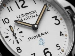 Neues Kaliber für Panerai Luminor Base Logo und Luminor Marina Logo