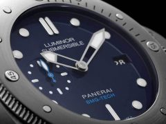 SIHH-Premiere: Panerai Luminor Submersible 1950 BMG-TECH™