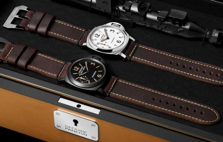 Panerai Luminor Black Seal und Luminor Dayligth